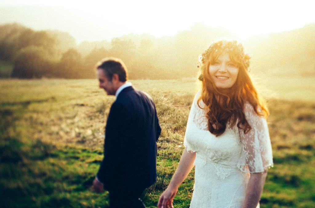 River Cottage wedding flowers by Zanna